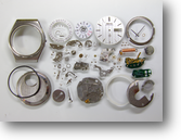 セイコーキングクォーツ4823Bクォーツ腕時計分解掃除(オーバーホール)