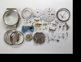 セイコーキングクォーツ0853Bクォーツ腕時計分解掃除(オーバーホール)