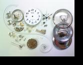 セイコー6110A手巻提げ時計(セイコー鉄道時計)分解掃除(オーバーホール)