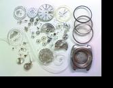 キングセイコー5625A自動巻腕時計分解掃除(オーバーホール)