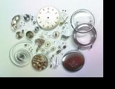 セイコー手巻腕時計分解掃除(オーバーホール)