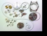 セイコーロードマーベル5740C手巻腕時計分解掃除(オーバーホール)
