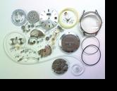 シチズンオートデーターセブン5203F自動巻腕時計分解掃除(オーバーホール)