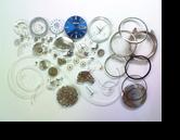セイコー5アクタスSS6106C自動巻腕時計分解掃除(オーバーホール)