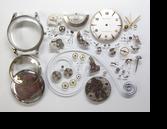 ブローバ10CMC自動巻腕時計分解掃除(オーバーホール)