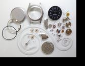 ハミルトンカーキETA2801-2手巻腕時計分解掃除(オーバーホール)