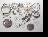 シチズンオートデータールーキーF自動巻腕時計分解掃除(オーバーホール)
