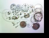 シチズンクリスタルセブン5201U自動巻腕時計分解掃除(オーバーホール)
