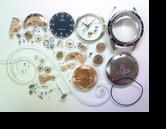オメガシーマスターΩ505自動巻腕時計分解掃除(オーバーホール)