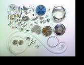 オメガスピードマスタートリプルカレンダーΩ1151自動巻腕時計分解掃除(オーバーホール)