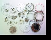 ジラールペルゴ2300-419手巻腕時計分解掃除(オーバーホール)