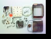 シチズンエクシード2730クォーツ腕時計分解掃除(オーバーホール)