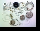 オメガシーマスターΩ1109自動巻腕時計分解掃除(オーバーホール)