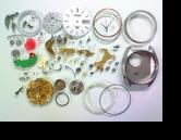 シチズンコスモトロンスペシャル7801A電子腕時計分解掃除(オーバーホール)