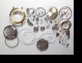 シチズンオートデーターI自動巻腕時計分解掃除(オーバーホール)