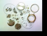 セイコークラウン560手巻腕時計分解掃除(オーバーホール)
