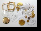 セイコーマチック603自動巻腕時計分解掃除(オーバーホール)