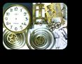 【時計修理】機械式柱時計修理1---エイケイシャ8日巻カギ巻柱時計修理 ケース・外観 修復再生修理【times-machine.com】《 時計修理 》【三田時計メガネ店@栃木県大田原市前田】