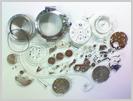 機械式腕時計修理---セカンドメイク自動巻腕時計 分解掃除(オーバーホール)【times-machine.com】《 時計修理 》【三田時計メガネ店@栃木県大田原市前田】