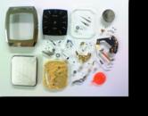 シチズンエクシード7930Eクォーツ腕時計 分解掃除(オーバーホール)---もうちょっと詳しく・・・拡大版【時計修理】クォーツ式腕時計修理2 ケースのサビ汚れ 分解掃除(オーバーホール)修理へ