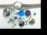 シチズンルチアーノフォルネリスエコドライブE030Mクォーツ腕時計 分解掃除(オーバーホール)