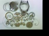 シチズンクリスタルセブン5270B自動巻腕時計 分解掃除(オーバーホール)