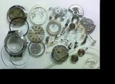 シチズンクリスタルセブン5204自動巻腕時計 分解掃除(オーバーホール)