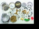 シチズンコスモトロン7803A電子腕時計 分解掃除(オーバーホール)