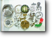 シチズンコスモトロン7804A電子腕時計 分解掃除(オーバーホール)