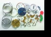 シチズンコスモトロン7801A電子腕時計 分解掃除(オーバーホール)