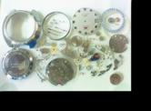 シチズンコスモトロンX84840電子腕時計 分解掃除(オーバーホール