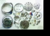 シチズンコスモトロンX84840電子腕時計 分解掃除(オーバーホール)