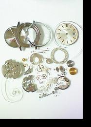 機械式腕時計修理---セイコースポーツマン957手巻腕時計 分解掃除(オーバーホール)【times-machine.com】《 時計修理 》【三田時計メガネ店@栃木県大田原市前田】