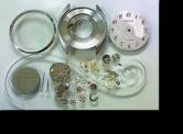 シチズン6302A手巻腕時計 分解掃除(オーバーホール)
