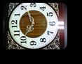 【時計修理】クォーツ式柱時計修理2---シチズンリズムクォーツ柱時計ハートフォード修理 機械交換修理【times-machine.com】《 時計修理 》【三田時計メガネ店@栃木県大田原市前田】