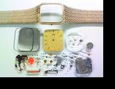 シチズン2720クォーツ腕時計 分解掃除(オーバーホール)