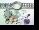 シチズンエクシードユーロス2730クォーツ腕時計 分解掃除(オーバーホール)