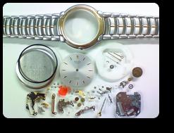 クォーツ式腕時計修理---シチズンエクシードユーロス2730クォーツ腕時計 分解掃除(オーバーホール)【times-machine.com】《 時計修理 》【三田時計メガネ店@栃木県大田原市前田】