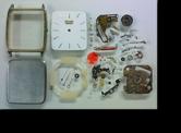 シチズン2830Aクォーツ腕時計 分解掃除(オーバーホール)