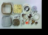 シチズンフォルマ2850Aクォーツ腕時計 分解掃除(オーバーホール)
