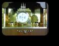 【時計修理】クォーツ式柱時計修理3---シチズンリズムクォーツ柱時計セントローザ修理 機械交換修理【times-machine.com】《 時計修理 》【三田時計メガネ店@栃木県大田原市前田】