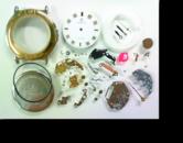シチズンライトハウス4631Aクォーツ腕時計 分解掃除(オーバーホール)