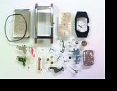 シチズンクロスシー5431Aクォーツ腕時計 分解掃除(オーバーホール)---もうちょっと詳しく・・・拡大版【OVERHAUL】《 時計分解 》【times-machine.com】時計修理の分解工程・組立工程へ