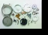 シチズン5500Aクォーツ腕時計 分解掃除(オーバーホール)
