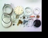 シチズンジャンクション5510Aクォーツ腕時計 分解掃除(オーバーホール)