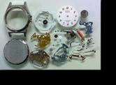シチズン6031Aクォーツ腕時計 分解掃除(オーバーホール)