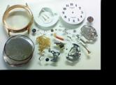 シチズンジャンクション6031Aクォーツ腕時計 分解掃除(オーバーホール)