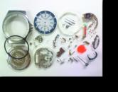 シチズンシャレックス7130Bクォーツ腕時計 分解掃除(オーバーホール)