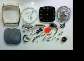 シチズン7130Bクォーツ腕時計 分解掃除(オーバーホール)