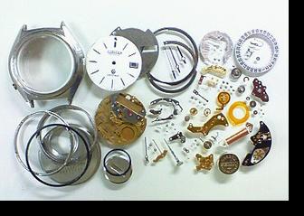 クォーツ式腕時計修理---シチズンクリストロン8610Aクォーツ腕時計 分解掃除(オーバーホール)【times-machine.com】《 時計修理 》【三田時計メガネ店@栃木県大田原市前田】